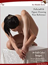 Art Models Felicia016: Figure Drawing Pose Reference (Art Models Poses) (English Edition)