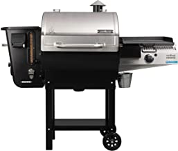 Camp Chef 24 in. WiFi Wodwind Pellet Grill & Smoker with Sidekick (PG14) - WiFi & Bluetooth Connectivity