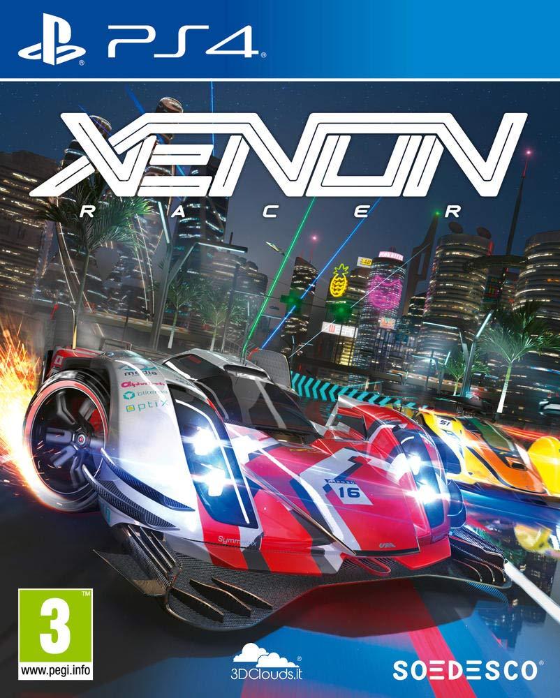 Xenon Racer Selling rankings Fashion PS4