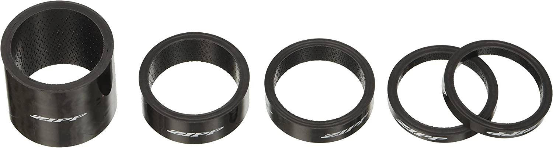 Zipp Headset Spacer Set UD Carbon 4mm x 2 8mm x 1 12mm x1 30mm x 1