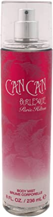 Can Can Burlesque by Paris Hilton for Women - Perfume Mist, 236 ml