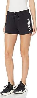 Women's Essentials Slim Logo Shorts