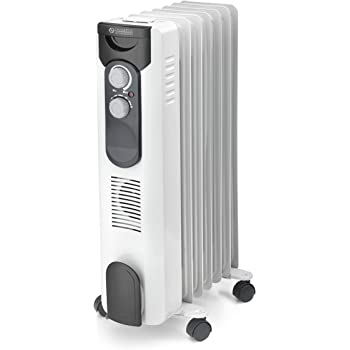 WARM made in Italy radiatore elettrico a olio 1500W calorifero termosifone stufa