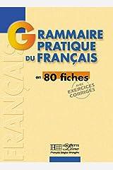 Grammaire pratique du français Format Kindle