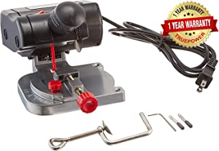 TruePower 919 High Speed Mini Miter/Cut-Off Saw, 2-Inch (colors may vary) (Renewed)