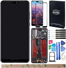 "HYYT Replacement for Huawei P20 Pro CLT-L09 CLT-L29 CLT-AL00 CLT-AL01 2018 6.10"" LCD Display Digitizer Screen Touch Screen..."