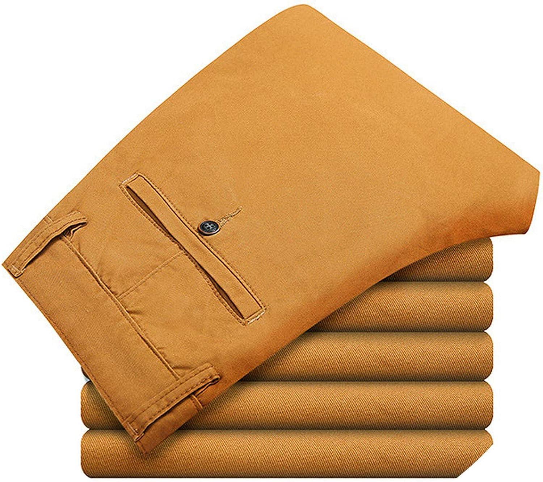 Pant Autumn Man Cotton Pants AFS Jeep Black Long Trousers,Dark Khaki,38