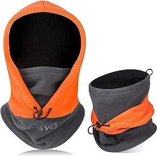 TAGVO Balaclava Windproof Ski Mask Thermal Fleece Hood Winter Multipurpose Use Unisex Face Mask Warm&Breathable Face Cover...