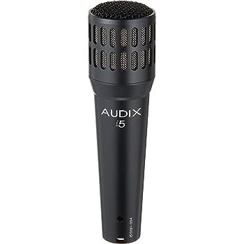 Audix I5 Dynamic Instrument Microphone