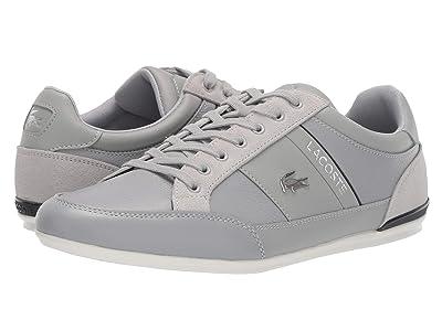 Lacoste Chaymon 319 4 U (Grey/Black) Men