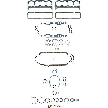 New Fel Pro Engine Overhaul Gasket Set 1959-1979 sb Chevy 350 327 307 302 283
