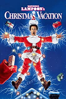 Posters USA Christmas Vacation Movie Poster GLOSSY FINISH - FIL707 (24