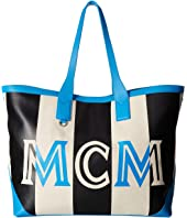 MCM - Ilse Canvas Shopper Large