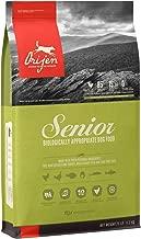 ORIJEN Senior High-Protein, Grain-Free, Premium Quality Meat, Adult Dry Dog Food