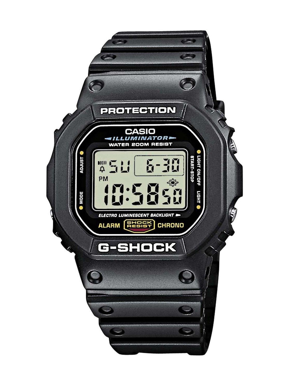 Casio G shock DW5600E 1V Shock Resistant