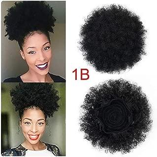 Best ponytail for natural black hair Reviews
