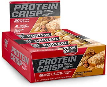 12 Count BSN Low Sugar Whey Protein Bar