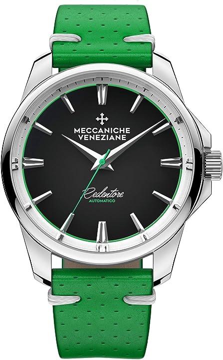 Orologio meccaniche veneziane redentore racing watch green 1201104