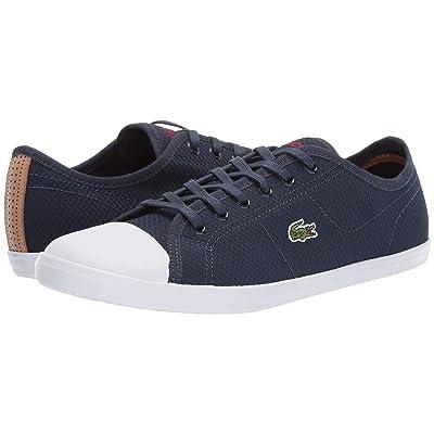 Lacoste Ziane Sneaker 318 2 (Navy/White) Women
