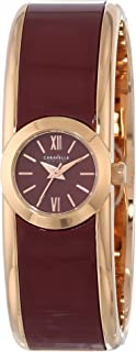 Caravelle New York Women's 44L148 Analog Display Japanese Quartz Two Tone Watch