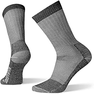 Smartwool Work Crew Socks - Men's Heavy Cushioned Wool Performance Sock