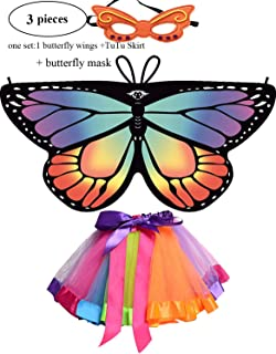 Best monarch butterfly wing skirt Reviews