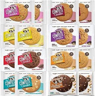 Lenny & Larry's Cookies,4 oz cookies Variety Pack 8 flavors (Pack of 16)