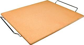 Ibili 784338piedra para pizza rectangular piedra