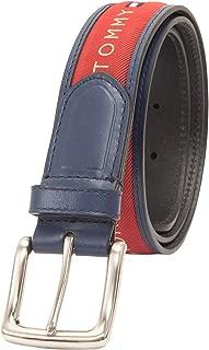 Men's Inlay Belt-Ribbon Fabric Design