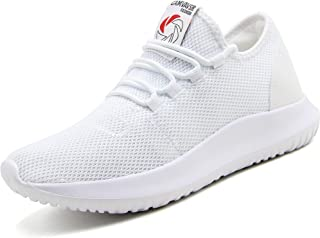 CAMVAVSR Men's Sneakers Fashion Lightweight Running Shoes Slip-On Casual Shoes for Walking