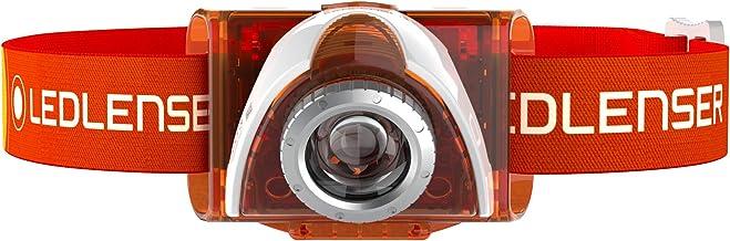 مصباح LED SEO3 3X AAA أبيض/أحمر LED LED، 100 لومن، صدفي، برتقالي، 880290