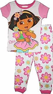 Dora the Explorer Toddler Girls Cotton Pajama Set