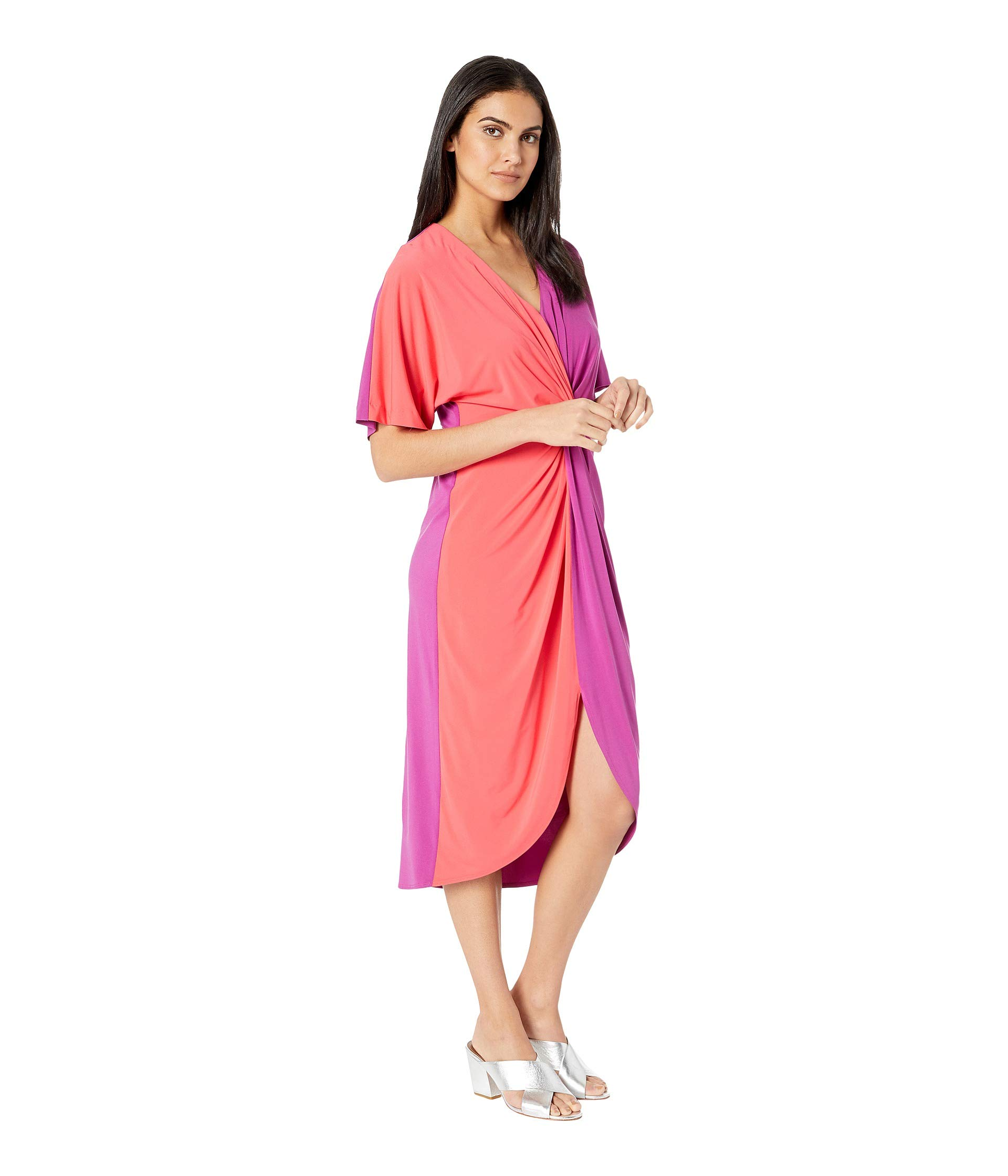 Viola Etta Pop Vivid Trina pink Dress Turk wqHCxO7F