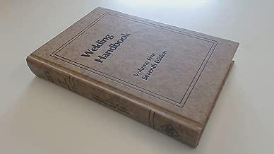 Best welding handbook volume 5 Reviews