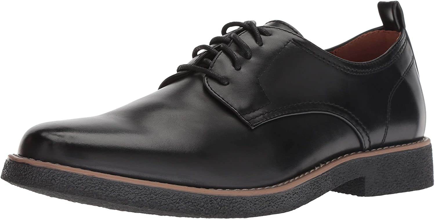 Deer Baltimore Mall Stags Men's Highland Memory Comfort Max 43% OFF Dress Casual Foam Oxfor