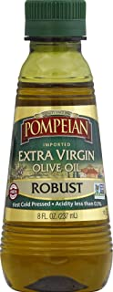 Pompeian Extra Virgin Olive Oil , 8 Ounce (Pack of 12)