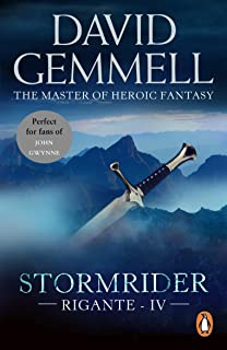 Stormrider: The Rigante Book 4: A high-octane and enthralling page-turner from the master of heroic fantasy