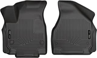 Husky Liners Fits 2017-19 Chrysler Pacifica Weatherbeater Front Floor Mats
