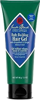 Jack Black Body-Building Flexible Hair Gel (Medium Hold) 96g