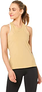Nike Women's Np Hprcl Tanks, Gold (Club Gold/clear), Large