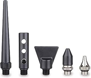 5Piece Nozzle Set For Capri Tools 2-Way Air Blow Gun