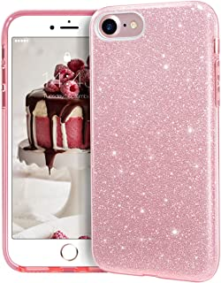 pink sparkly phone case
