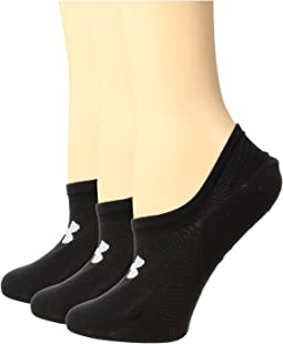 UA Essential Ultra Low 3-Pack
