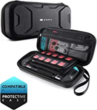 Mumba Switch Carrying Case, [Plus Version] Portable Protective Travel Carry handbag Pouch for Blade/Battle Case [Large Capacity] (Black)