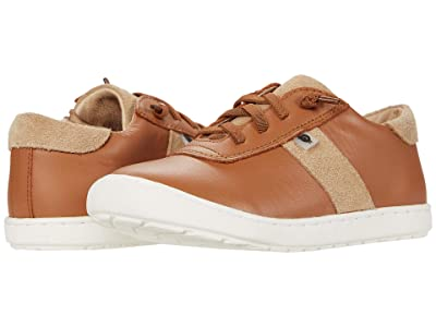 Old Soles Travel Shoe (Toddler/Little Kid) (Tan/Tan Suede) Boy