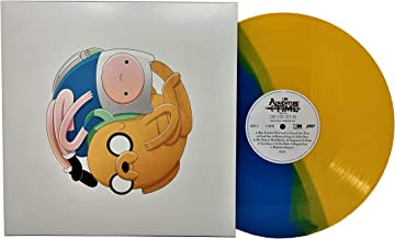 adventure time vinyl record