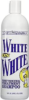 Chris Christensen White on White Shampoo for Pets,16 fl.oz.