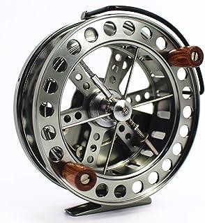 "Saion 4 1/2"" Centre PIN Reel Float Reel Steelhead Fishing COARSE Trotting CENTERPIN.."