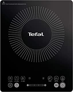 Tefal Plaque à Induction Everyday Slim Plaque Electrique 6 Programmes de Cuisson IH210801