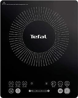 Tefal Plaque à Induction Everyday Slim Plaque Electrique 6 Programmes de Cuisson IH210801